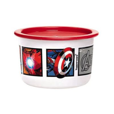 Tupperware Instantanea Slim Vingadores 575 ml