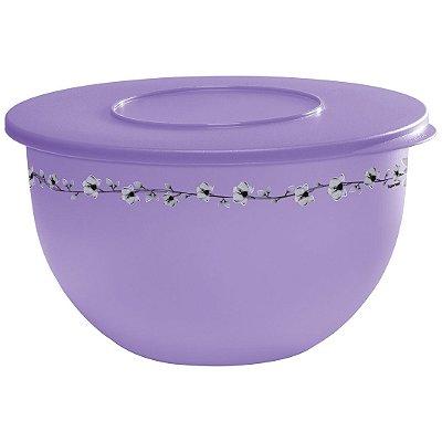 Tupperware Tigela Murano Orquidea - 4, 3 litros