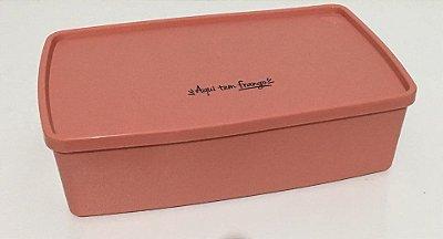 Tupperware Caixa Ideal  Aqui tem Frango 1,4 litro