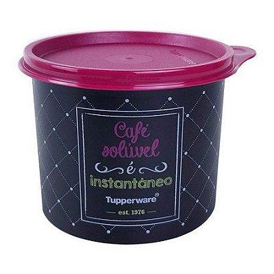 Tupperware Redondinha Cafe Soluvel Bistro 150g