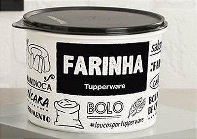 Tupperware Caixa Farinha PB 3,5 kgs