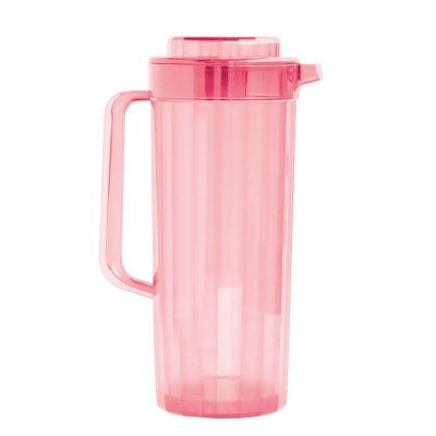 Tupperware Jarra Premier 2 litros Rosa Policarbonato