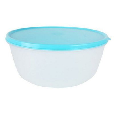 Tupperware Tigela Visual 4,0 Litros - Tampa Azul
