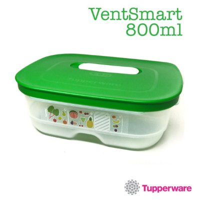 Tupperware Ventsmart  Retangular 800ml