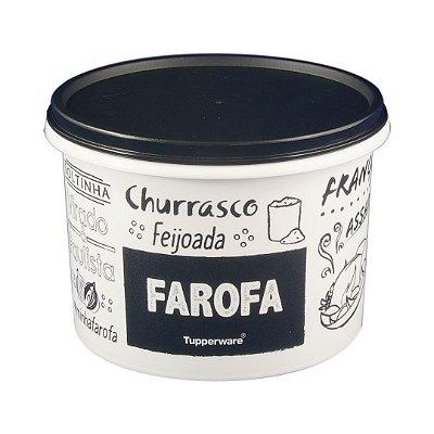 Tupperware Caixa Farofa PB