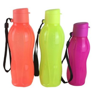 Tupperware Kit Eco Tupper - 500ML+500ML+310ML