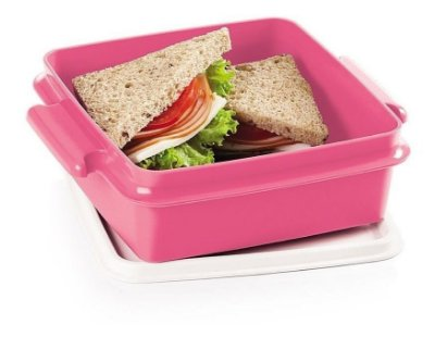 Tupperware Tupper Pote 780 ml Rosa