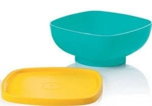 Tupperware Tigelinha Infantil 300ml Azul