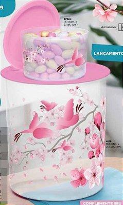 Tupperware Super Instantâneas Flor de Cerejeiras Kit 2 Peças