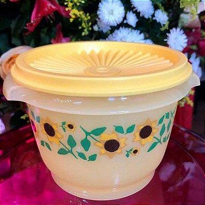 Tupperware Tigela Sensação Girassol 600 ml