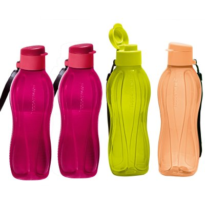 Tupperware Kit 4 peças Eco Tupper 500ml (cada)