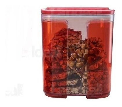 Tupperware Pote Visual 1,5 litros