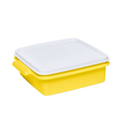 Tupperware Tupper Pote 780ml Amarelo