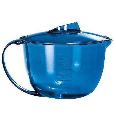 Tupperware Jarra Microplus 1 litro Azul