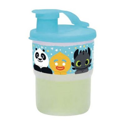 Tupperware Copo Colors Koukou 225 ml