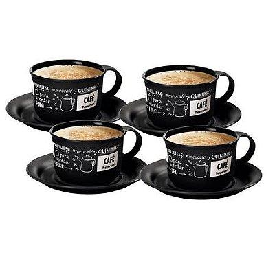Tupperware Xícara de Café PB 150 ml cada- KIt com 8 Peças