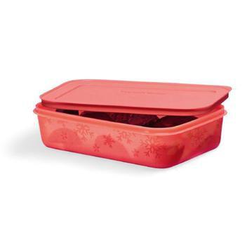 Tupperware Freezer Line baixo 1 litro