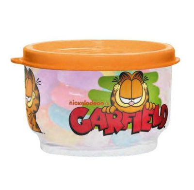 Tupperware Potinho Garfield 140ml