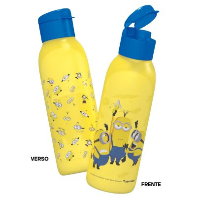 Tupperware Eco Tupper Redonda Plus Minions 750ml