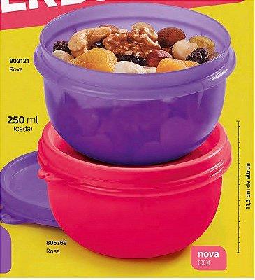 Tupperware Tigelinha 250 ml - Kit 2 Peças