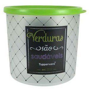 Tupperware Refri Line Redondo Verduras 1,1 Litros