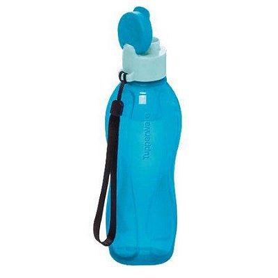 Tupperware Garrafa Eco Tupper 500 ml azul coll