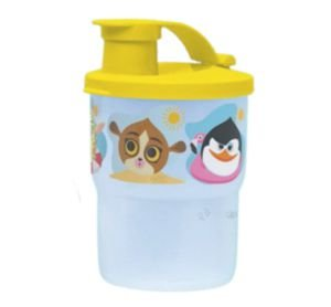 Tupperware Copo Colors com Bico Madagascar 225 ml