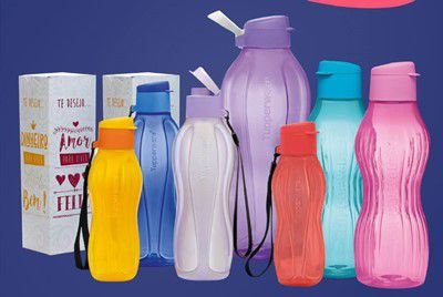 Tupperware Kit Eco Tupper Família 7 peças