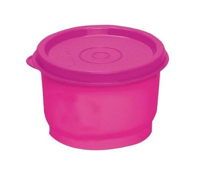 Tupperware Potinho 140 ml Rosa Choque