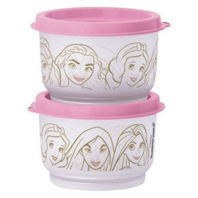 Tupperware Potinho Princesas 140 ml