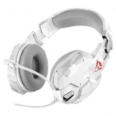 HEADSET GXT 322 CARUS SNOW CAMO