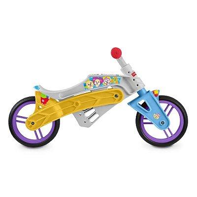 Bicicleta de equilíbrio Fisher Price