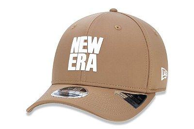 Boné New Era 950 Aba Curva Logo - Snapback