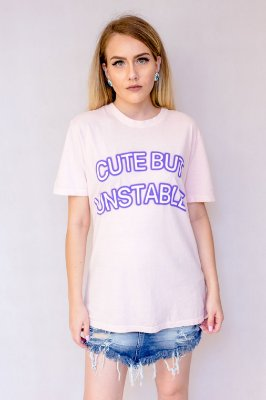 TSHIRT BUT CUTE UNSTABLE
