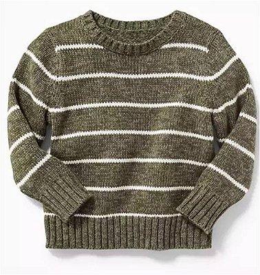 Suéter Tricot Infantil