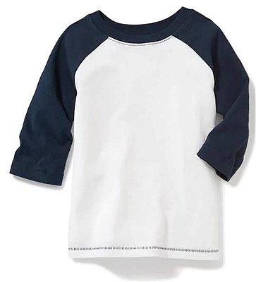 Blusa de Baseball Infantil - Unissex