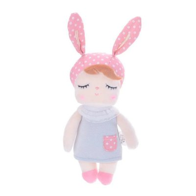 Boneca Metoo Doll Angela Classica Cinza