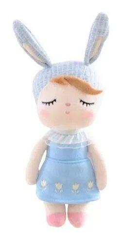 Boneca Mini Metoo Doll Angela Azul