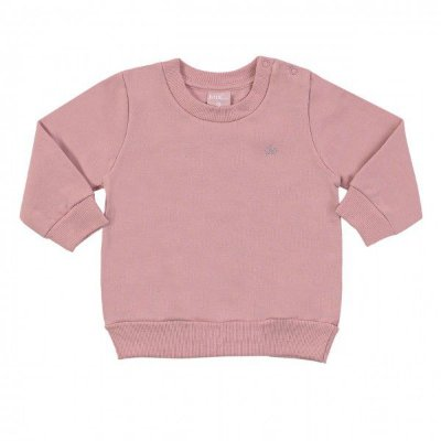 Blusa Moletom TMX - Rose