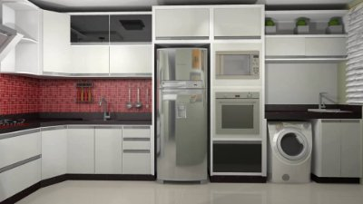Projetos personalizados para cozinhas
