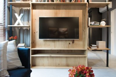 Painel tv / Home theater