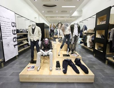 Projetos para lojas e comércios diversos