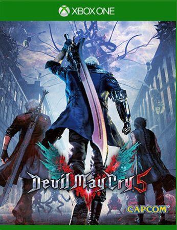 Devil May Cry 5 - XONE