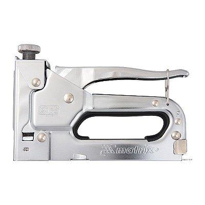 Grampeador Manual de Alta Pressão Profissional MTX