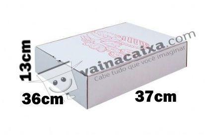 Caixa de Papelão para Bolos, Doces e Salgados 2 - C:37 x L:36 x A:13 (10 Peças R$5,24/Pç)