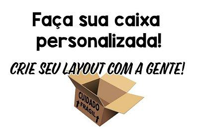 Criação de Layout para Caixa Personalizada
