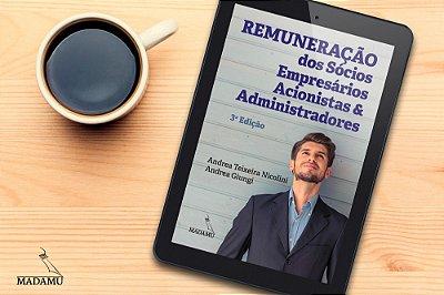 EBOOK - Remuneração dos Sócios, Empresários, Acionistas e Administradores - 3. Edição