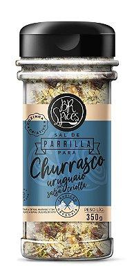Sal de Parrilla para Churrasco com Salsa Criolla - 350g