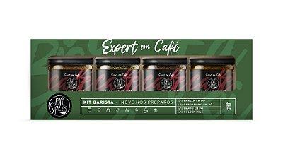 Kit Barista (Expert em Café)