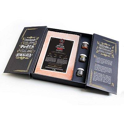 Caixa Pedra de Sal Rosa